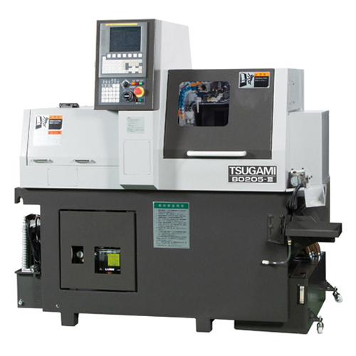 CNC精密走心机B0125-III B0126-III B0205-III B0206-III