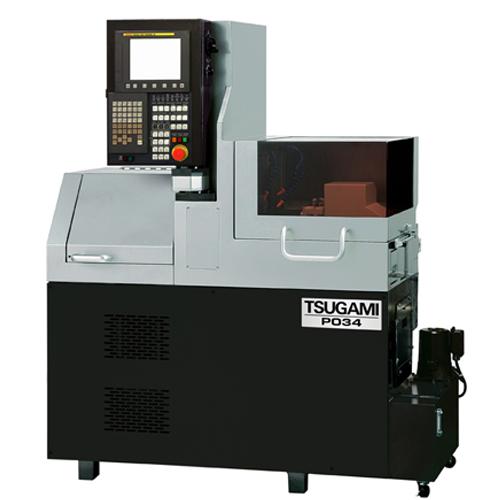 CNC精密走心机P013 P014 P033 P034