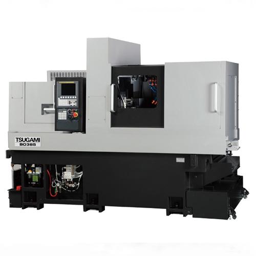CNC精密走心机B0385
